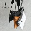 【クーポン利用で10%OFF】RAINS(レインズ) ミニショルダーバッグ Mover Pouch / レインバッグ 雨具 レインウェア …