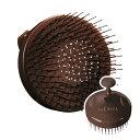 ラカスタ ヘッドスパ スキャルプブラシ[ナチュラル ラ・カスタ アルペンローゼ 低刺激 スカルプケア 櫛 くし 頭皮ケア…