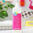 ソネット SONETT 多目的・住まい用洗浄剤 ナチュラルクリーナー 500ml [ソネット 洗剤 住居用 ホームクリーニング 掃…