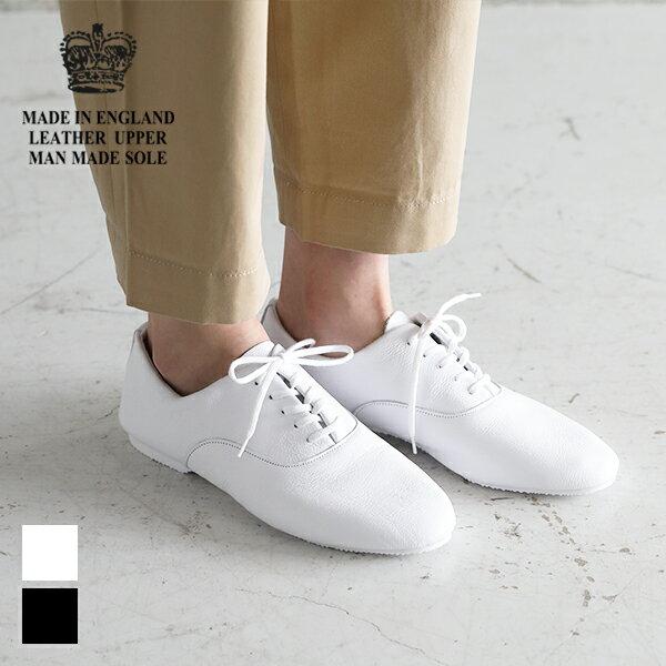 【24時間限定!最大10%OFFクーポン配布中!】クラウン CROWN アイレット オックスフォード レザーシューズ EYELET OXFORD 英国製 レザーシューズ 靴 トラベル レディース【交換対応】