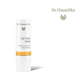 ドクターハウシュカ リップケアスティック 4.8g SPF3[Dr.ハウシュカ DRハウシュカ DRhauschkaスキンケアリップクリーム リップケア 唇 オーガニック] | リップクリーム リップ 保湿 リップスティック ケア くちびる