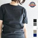 【2019春夏】グッドウェア Goodwear クルーネック Tシャツ NGT9801 レディース カットソー 半袖 半そで コットン 綿 アメリカ USA 2019SS