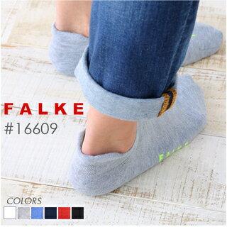 【24時間限定!最大10%OFFクーポン配布中!】FALKE (ファルケ) クールキック スニーカー #16609 cool kick sneaker 2018SS 靴下 ソックス レディース メンズ