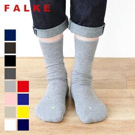 【2019春夏】FALKE(ファルケ) / ラン (ユニセックス) #16605 run 靴下 レディース メンズ ソックス 2019SS | くつ下 くつした レディースソックス 婦人靴下 おしゃれ クルーソックス グレー 黒 ブラック 女性 クルー丈 女性用