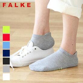 【2021春夏】FALKE(ファルケ) クールキック スニーカー #16609 cool kick sneaker 靴下 ソックス レディース メンズ フットカバー くつ下 白 おしゃれ くるぶし 赤 スニーカーソックス 2021SS