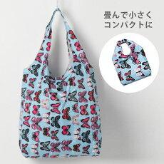 エコバッグ折りたたみコンパクトおしゃれかわいいお買い物バッグ買い物バックエコバックサブバックレジ袋ショッピングバッグサブバッグ軽量シンブル手提げ手さげ