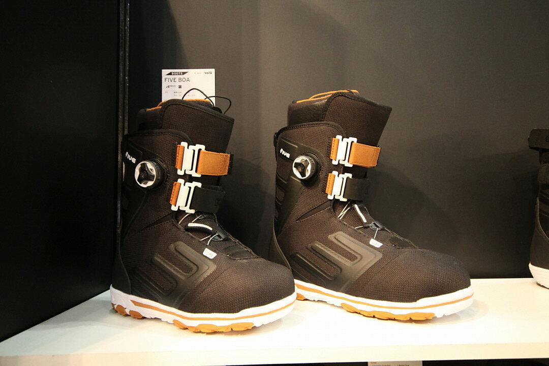 HEAD SNOWBOARD BOOTS [ FIVE BOA @43200 ] ヘッド スノーボード 安心の正規輸入品
