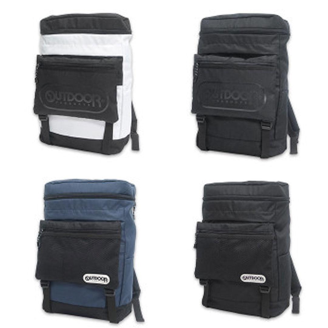 OUTDOOR PRODUCTS コンビネーション デイパック @7344( アウトドア プロダクツ ) リュックサック リュック鞄 メンズ BAGバッグ 鞄