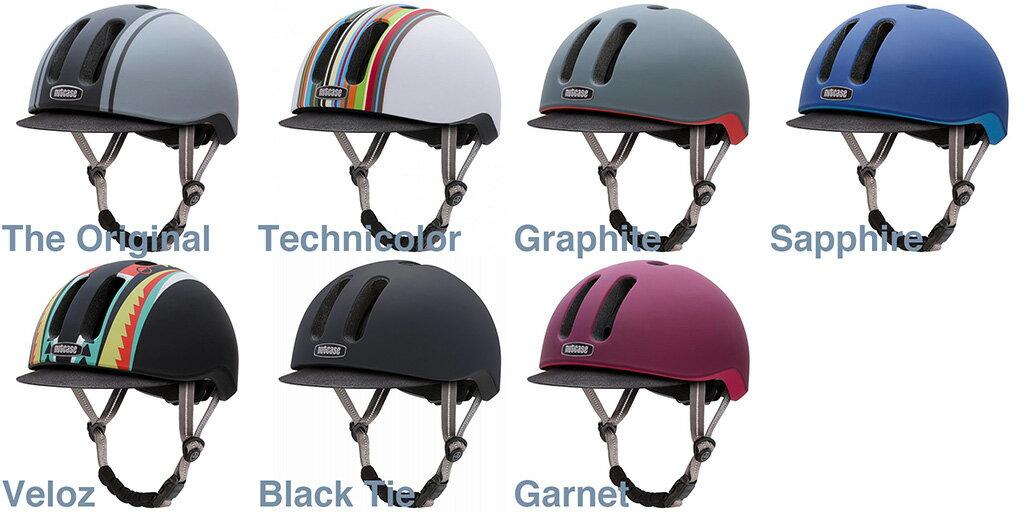 NUTCASE HELMET [ Metroride (S/M、L/XLサイズ)@10800] ナッツケース オールシーズン ヘルメット キッズ