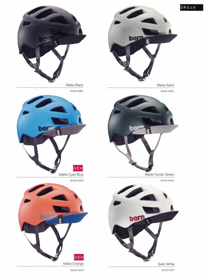 bern (バーン)ヘルメット [ ALLSTON HELMET @17280] オールシーズンタイプ 2017/18モデル