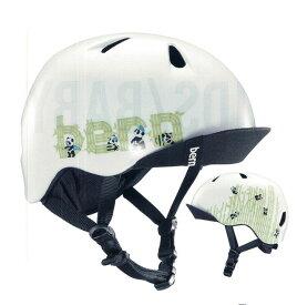 bern (バーン)ヘルメット [ NINO @10260]オールシーズンキッズBOY用 【正規代理店商品】【送料無料】