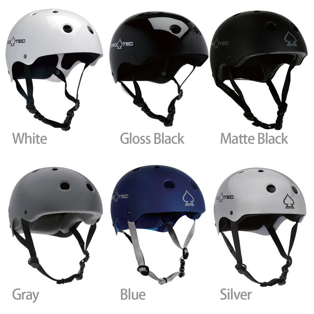 [ PRO-TEC ヘルメット CLASSIC SKATE @7344] PROTEC helmet クラシック