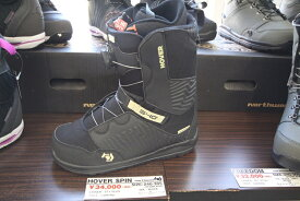 NORTHWAVE SNOWBOARD BOOTS [ HOVER SPIN ASIAN FIT @36720 ] ノースウェーブ ブーツ 【正規代理店商品】【送料無料】