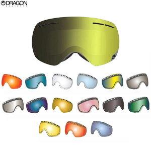 【在庫限最終特価】 DRAGON SNOW GOGGLE 交換レンズ [ NFX #5000 ] ドラゴン ゴーグル 安心の正規輸入品