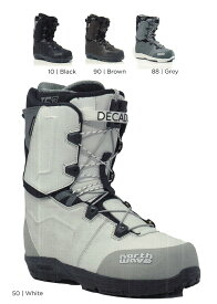 NORTHWAVE SNOWBOARD BOOTS [ DECADE -ASIAN FIT @43000 ] ノースウェーブ ブーツ 【正規代理店商品】【送料無料】