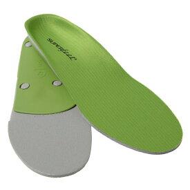 100円OFFクーポン SUPER feet [ TRIM FIT GREEN ]スーパーフィート インソール トリムフィット グリーン 【あす楽対応】【送料無料】