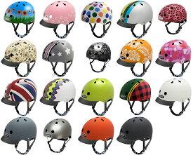 NUTCASE HELMET [ Street (Mサイズ2)@7800] ナッツケース オールシーズン ヘルメット キッズ ジュニア 子供