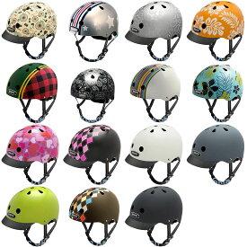 NUTCASE HELMET [ Street (Sサイズ3)@7800] ナッツケース オールシーズン ヘルメット キッズ ジュニア 子供
