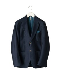 【50%OFF】 エムズブラック m's braque メンズ ジャージ 3パッチジャケット 161523 S2B HOOK BENT CURVED-LAPEL 3-PATCH JACKET