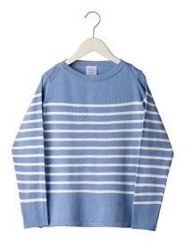ルトロワ Letroyes ユニセックス メンズ レディース コットンボーダーバスクシャツ カットソー ニット SERGE セルジュ LT901