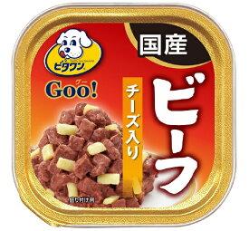 日本ペットフード ビタワングー 極旨ビーフ チーズ入り 100g