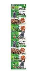 スマック Minette(ミネット) 国産まぐろチップ添え 160g(40g×4)