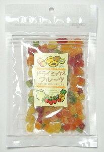 ドライミックスフルーツ 6種 100g(マンゴー・パパイヤ・キウイ・いちご・パイナップル・メロン)