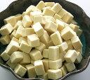 登喜和冷凍食品 鶴羽二重 こうや豆腐 サイコロタイプ 500g(1/20)(高野豆腐)/★税込11,000円以上で送料無料(北海…