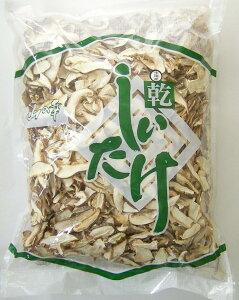 乾椎茸 スライス(乾燥しいたけ) 1kg 中国産 /★税込11,000円以上で送料無料(北海道、沖縄、一部地方除く)★