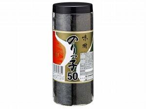 【味付け海苔】徳島名産! 大野海苔(大野のり) のりっ子50 (5切50枚)