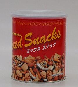 タクマ ミックススナック 缶 194g(赤缶)