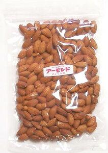 【無添加・無塩・ノンオイル】ローストアーモンド(塩無し・素焼き)300g