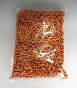 新登場!!愛晃 柿の種 1kg【わさび味】業務用にもオススメです。