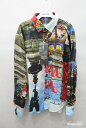 【USED】ピカデリーptリラックスシャツ Vivienne Westwood MANVivienne Westwoodヴィヴィアンウエストウッド ビビアン 【中古】