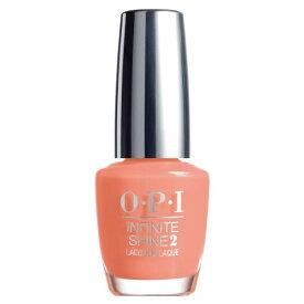 【OPI】オーピーアイ◆ インフィニットシャイン ネイルラッカー IS L66 サンライズ トゥ サンセット 15ml 輝く太陽に照らされた美しいオレンジ♪