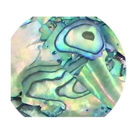 ネイル シェルフレーク09【マカライト】約1g ケース入り クラッシュシェル 貝殻 超薄!薄いからキレイに埋め込みが出来ます♪