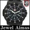 【LUMINOX】ルミノックス F-117 ナイトホーク シリーズ3400 200m防水 ブラック 文字盤 SS ステンレス メンズ クォーツ【中古】【腕時計】