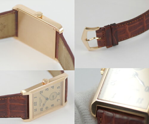 【PATEKPHILIPPE】パテックフィリップゴンドーロ5109Rゴールド文字盤K18750PGピンクゴールド金無垢メンズ手巻き【中古】【腕時計】