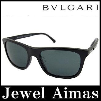 宝格丽太阳眼镜黑色标识眼镜架子