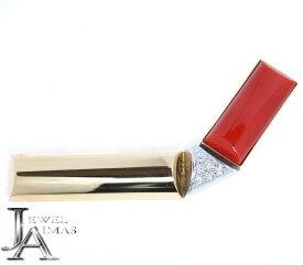 【TASAKI】タサキ 田崎真珠 サンゴ 珊瑚 H 11.6mm×W 27mm ダイヤモンド 7P ピンブローチ ブローチ K14WG ホワイトゴールド ピンクゴールド【中古】MJJZ