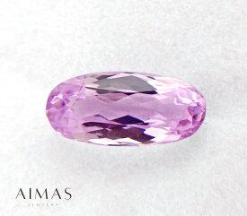 クンツァイト 2.98ct オーバルカット クンツァイトルース 裸石 【ルース】RMM.E/BS