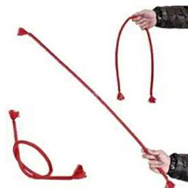 マジック ロープ 手品グッズ 柔らかいロープが硬くなる インディアン 飲み会 余興 マジック道具 マジックアイテム Magic 忘年会 新年会 出し物 学園祭 パーティー グッズ 道具 簡単 舞台用 マジック道具 手品道具 手品