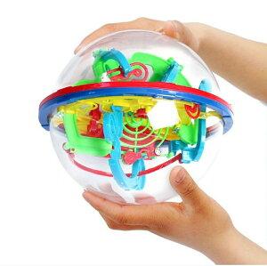 玩具 立体パズル マジカル 迷路ボール インテレクトボール 3D 雑貨 知育玩具 知的チャレンジゲーム 教育 ゲーム 知育 キューブ パズル 子供 子ども 脳トレ 丸 円 バースデー ギフト プレゼン