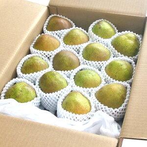 お歳暮 フルーツ ギフト 棚作り 洋梨 ラ・フランス 山形県産 3L-4Lサイズ 約5kg 15-16玉 優品 | 生産者限定 川口果樹園 ラフランス くだもの 果物 お取り寄せ 梨 山形 洋なし 御歳暮 お祝い 内祝い