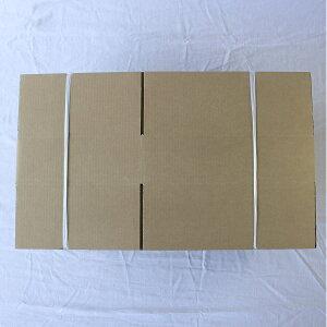 ダンボール箱80サイズ(段ボール)80枚セット【ダンボール箱】【薄型】【段ボール】【B段】【宅配80サイズ】【あす楽対応】【送料無料】532P16Jul16