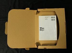 箱ゆうパケット対応段ボール箱(330mm×230mm×28mm)40枚【メール便日本製ダンボール段ボール梱包用通販用小物用ネットショップオークションフリマアプリ発送用宅配書類収納薄型素材無地ケース】