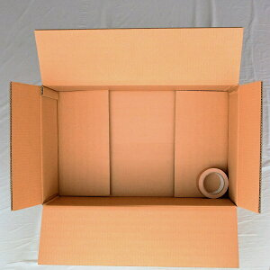 ダンボール箱(オーダーメイド)140サイズ10枚セットオーダーメイドサイズダンボール箱