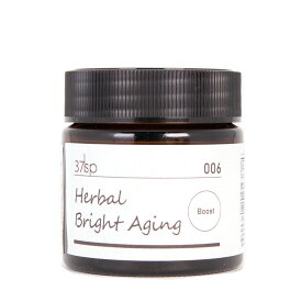 Herbal Bright Aging【37度サプリメント】【送料無料 あす楽対応】 糖化予防(ハーバル ブライト エイジング)明るく 輝く 美肌効果サプリメント 水素吸蔵シリカ 元気の元になるサプリメント 約1ヶ月分
