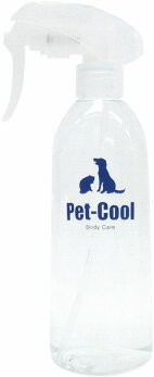 ペットクール ボディーケア 300mlスプレー【Pet Cool Body Care】【送料無料 ※沖縄県・離島を除く】ペット ボディケア お手入れ 肌 除菌 肌ケア 涙やけ よだれやけ