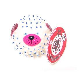 愛犬遊び用の可愛いライオンの顔のマッサージ型ペット用おもちゃ【ドッグトイ・DogToy・犬用おもちゃ】【あす楽対応】♪【RCP】